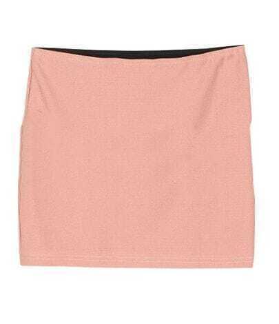 Pink Joker Mini Sexy Package Skirt