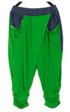 Green Brief Joker Pants