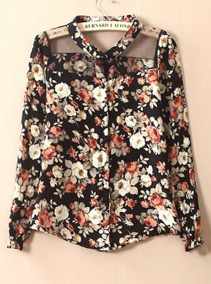 Shop for floral blouse at trueufilv3f.ga Free Shipping. Free Returns. All the time.