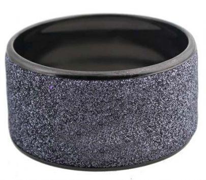 Purple Scrub Bangle Bracelet
