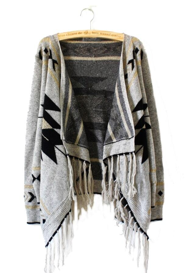 Floral Printed Aztec Tribal Printed Sweater Jacket Knit Cardigan. from $ 10 99 Prime. 5 out of 5 stars 1. Forever. SEXYARN Women's Geometry Knit Cardigan Sweater Poncho Aztec Cape Cloak. from $ 4 out of 5 stars Tribal. Women's Cowl Nk Tunic Sweater. from $ 56 85 Prime. 5 .