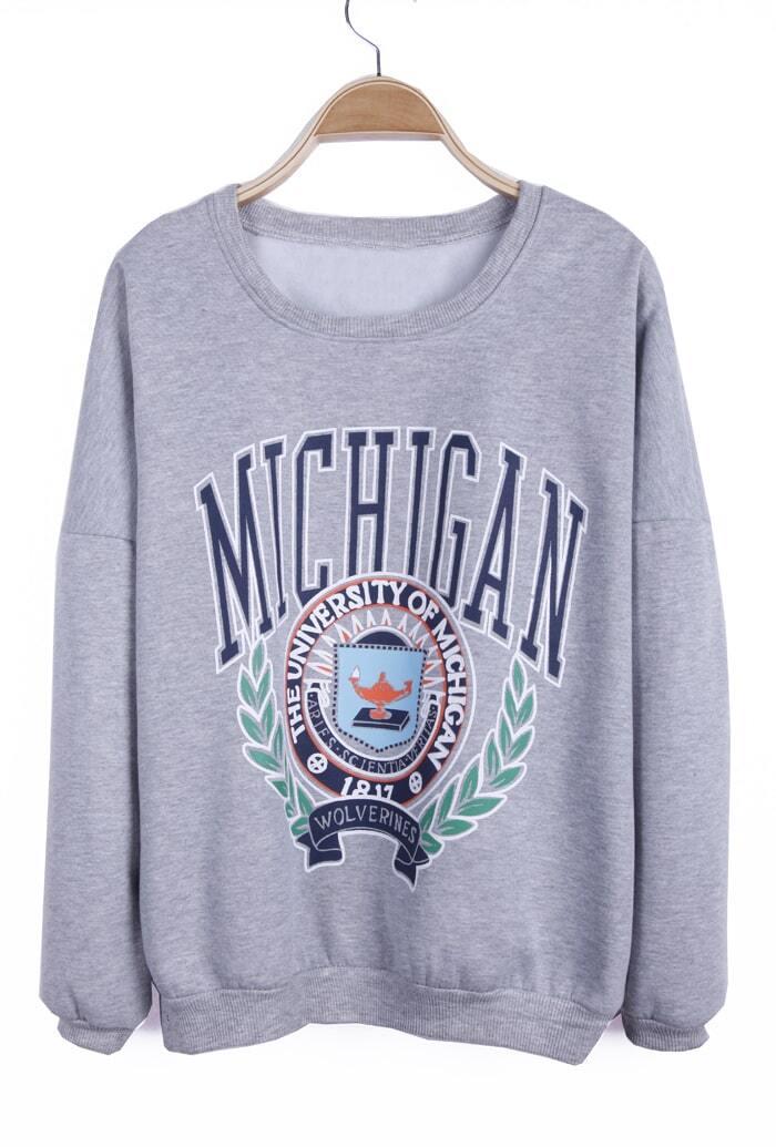University of michigan hoodie