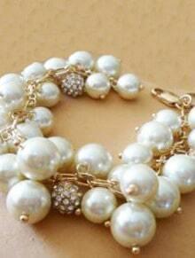 Fashion Charming Luxury Noble Bead Bracelet