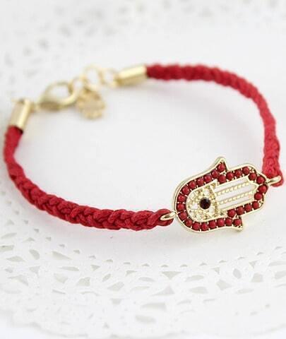 Red Popular Hand Antique Bracelet