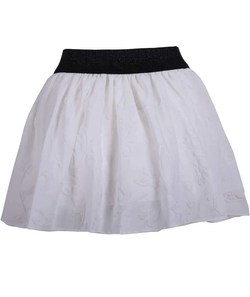 Elastic Waist Skirt Pattern 114