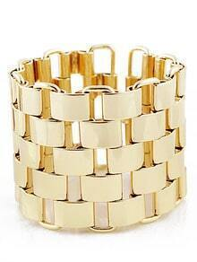 Gold Hollow Out Bracelet