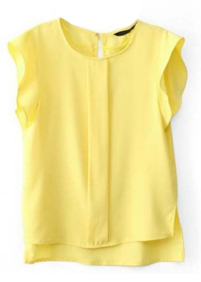 Find great deals on eBay for yellow blouse. Shop with confidence.