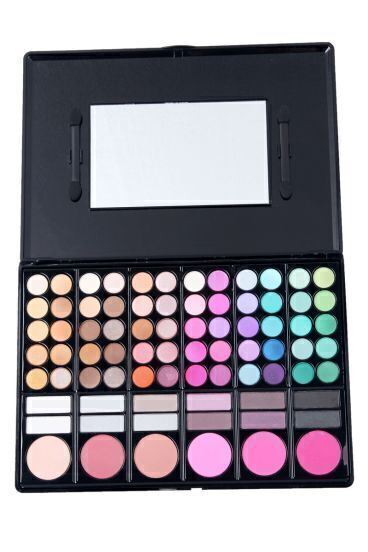 78 Color Makeup Cosmetics Eyeshadow Palette