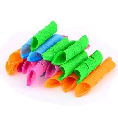 Includes 18 Reusable Magic Leverage Hair Styling Roller Curlers