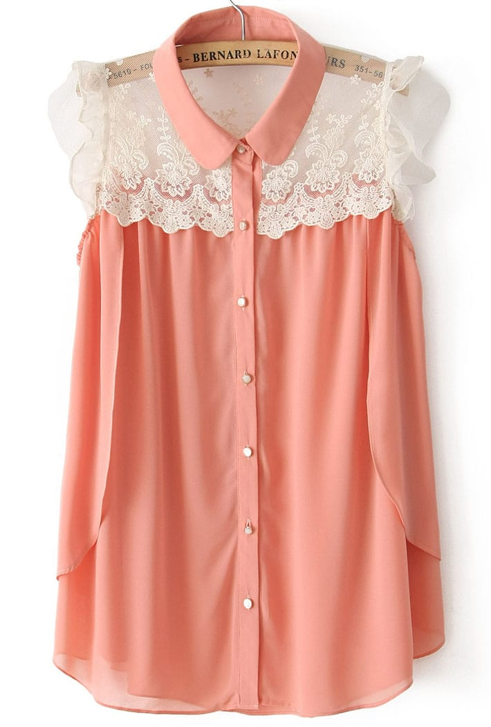 Find pink chiffon blouse at ShopStyle. Shop the latest collection of pink chiffon blouse from the most popular stores - all in one place.
