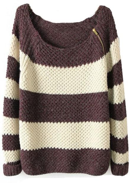 White Zipper Sweater Zipper Sweater Pictures