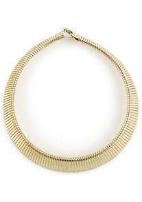 Fashion Gold Chain Collar Necklace