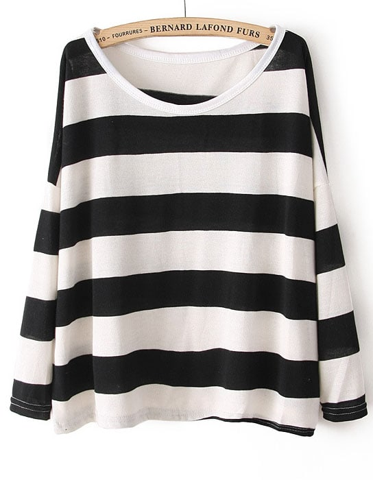 Shop black striped sweater at Neiman Marcus, where you will find free shipping on the latest in fashion from top designers.