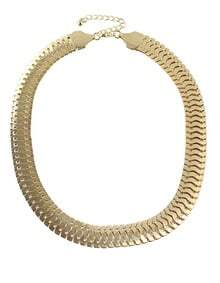 Fashin Gold Chain Necklace