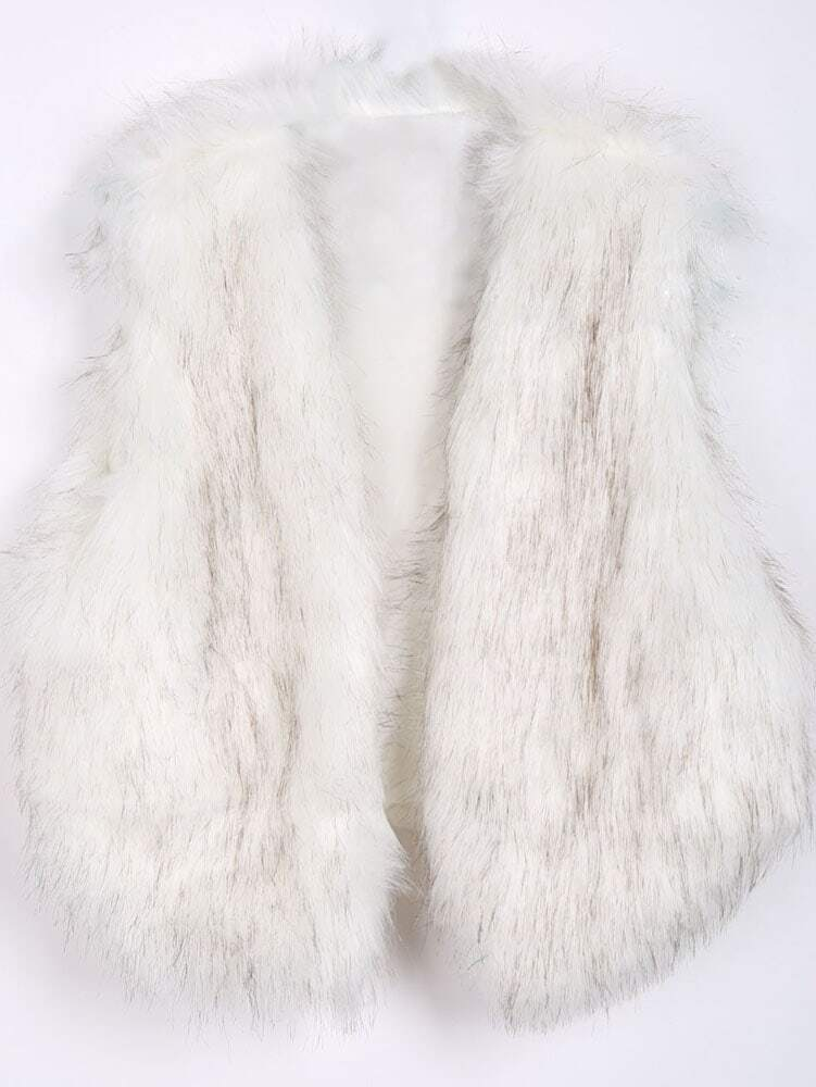 Shop faux fur vest at Neiman Marcus, where you will find free shipping on the latest in fashion from top designers.