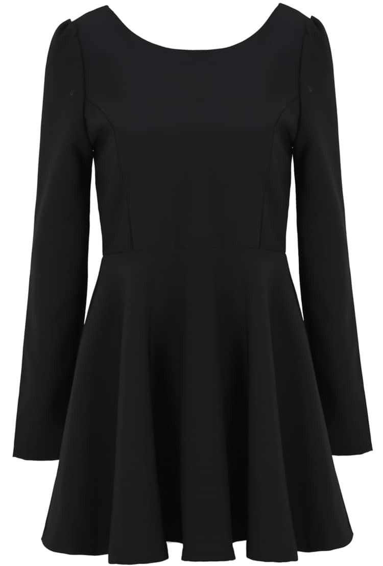 Black dress design - Black Dress Design 6