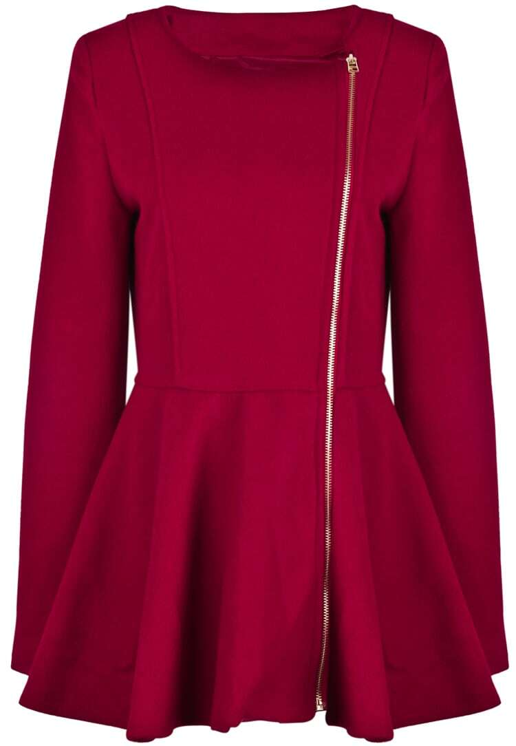 Shop ruffle front coat at Neiman Marcus, where you will find free shipping on the latest in fashion from top designers.
