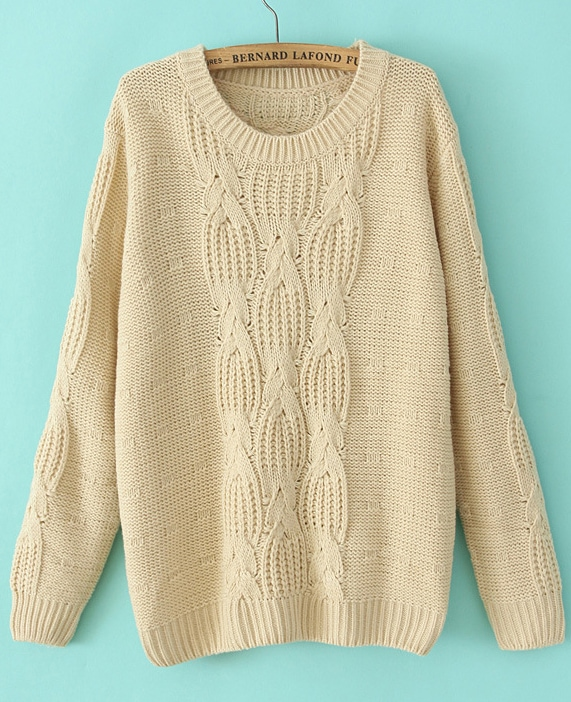 Find cable knit sweaters for women beige at ShopStyle. Shop the latest collection of cable knit sweaters for women beige from the most popular stores.