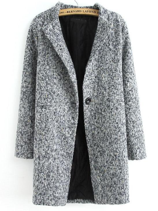 abrigo basico shein