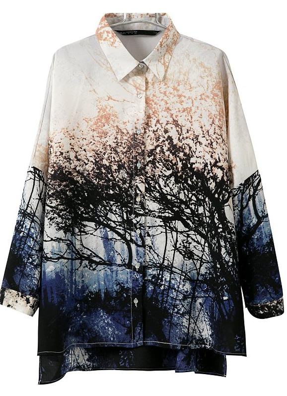 Find great deals on eBay for print blouse. Shop with confidence.