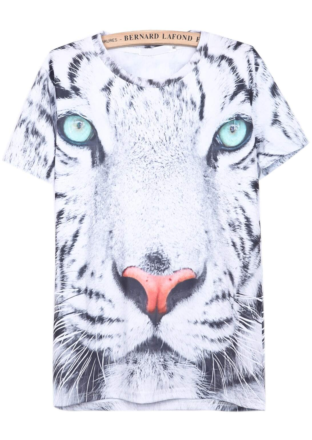 White Tiger T-Shirts from Spreadshirt Unique designs Easy 30 day return policy Shop White Tiger T-Shirts now!