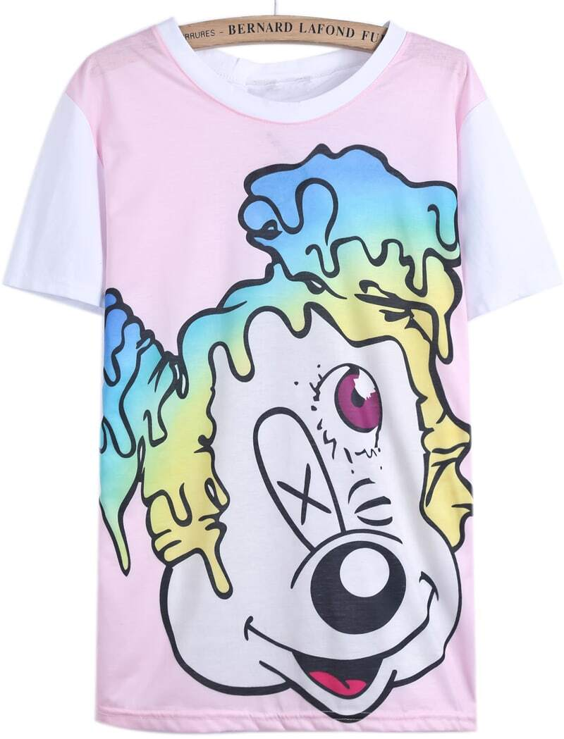 A cartoon T-shirt can convey many things, such as humor, sarcasm, or out-and-out joy. Chances are, if a show or movie cartoon exists, so does a T-shirt representing it. For people who love Warner Bros. cartoons, there are numerous shirts featuring Bugs Bunny, Daffy .