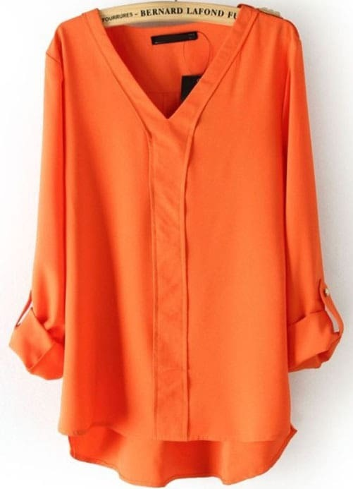 Find orange blouse at ShopStyle. Shop the latest collection of orange blouse from the most popular stores - all in one place.