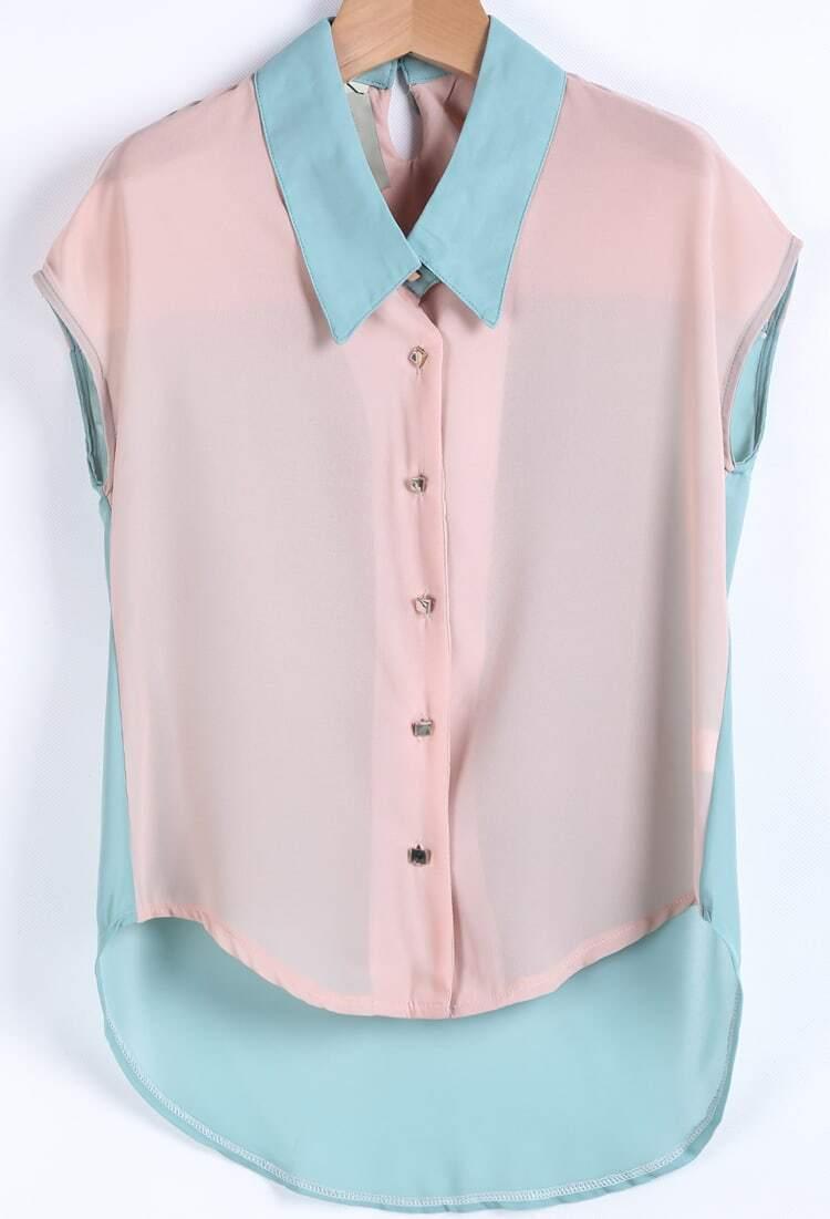 Купить Блузку Из Шифона
