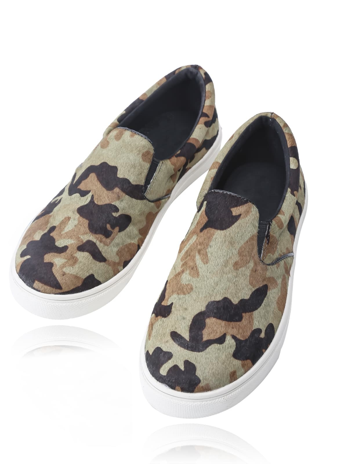 army green camouflage canvas shoes shein sheinside