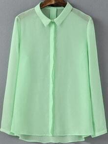 Блузка Из Прозрачного Шифона В Самаре