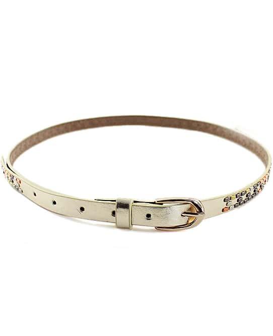 Fashion Gold Bead Belt