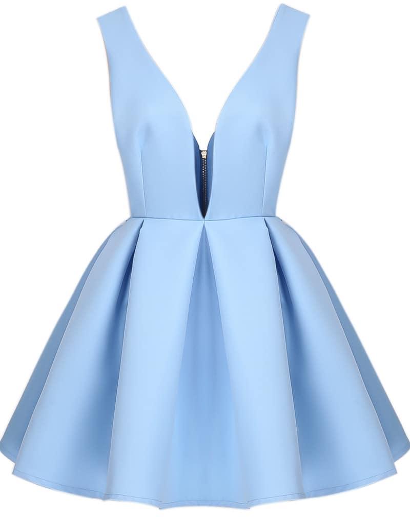 Galerry flared dress