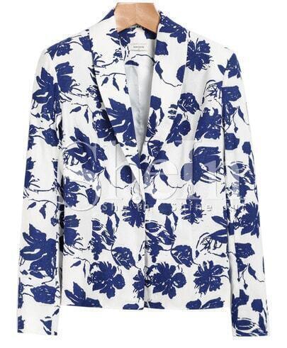 Grey Lapel Long Sleeve Pockets Draped Jacket