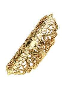 Vintage Gold Charming Hollow Out Ring