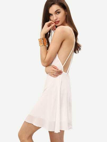 http://www.shein.com/White-Spaghetti-Strap-Backless-Chiffon-Dress-p-205986-cat-1727.html?aff_id=1285
