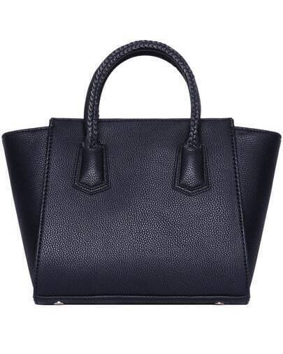 sac zippé -Noir