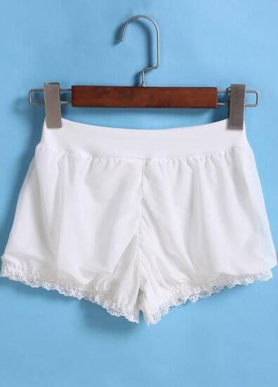 Culottes de filles maigres