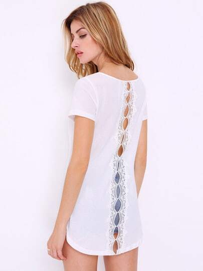http://www.shein.com/White-Short-Sleeve-With-Lace-High-Low-T-shirt-p-215140-cat-1738.html?aff_id=1285