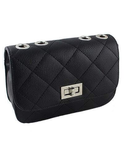 Colorful Pu Leather Seamed Multifunction Lady Hand Bag