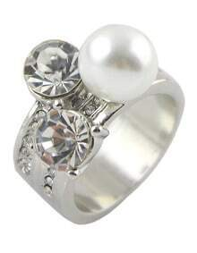 New Style Cheap Wholesale Wide Silver Plated Ring