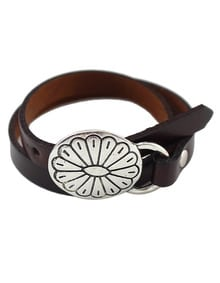 New Model Cheap Two Colors Fashion Leather Bracelet