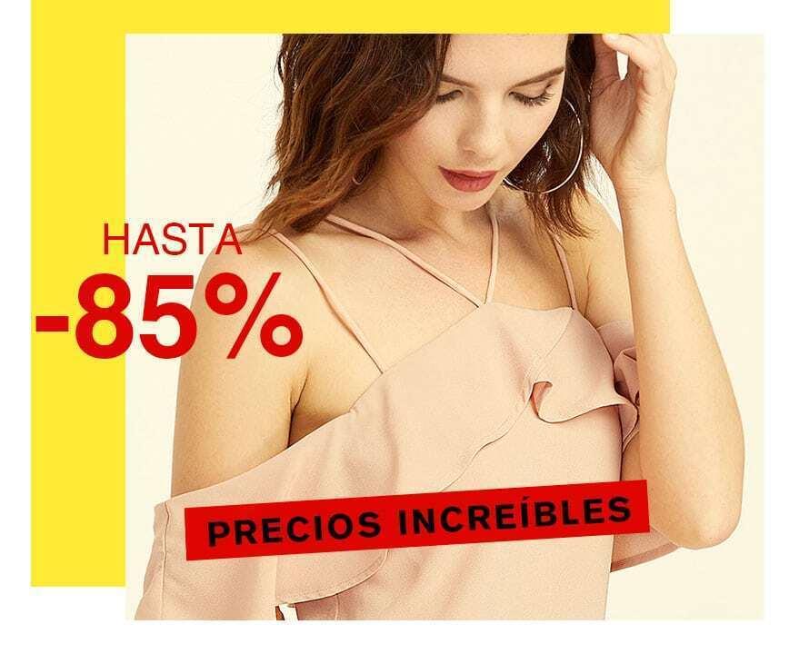 precios increíbles | Hasta -85%