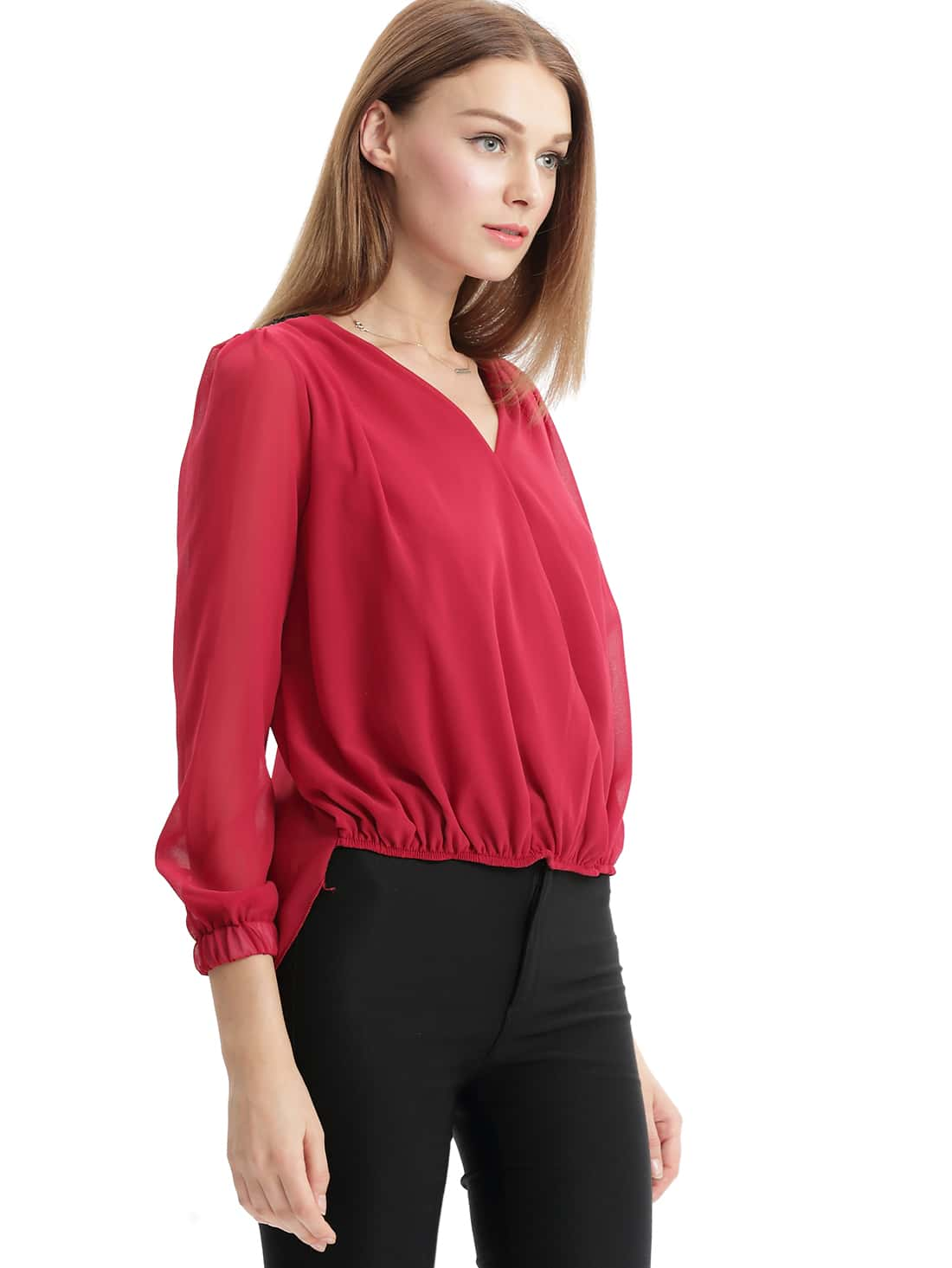 Shop for red blouses at fabulousdown4allb7.cf Free Shipping. Free Returns. All the time. Skip navigation. Give a little wow. The best gifts are here, every day of the year. Shop gifts. Designer. Women Men Kids Home & Gifts Beauty Sale What's Now. Sleeveless Short Sleeve 3/4 Sleeve Long Sleeve. Show Neckline.