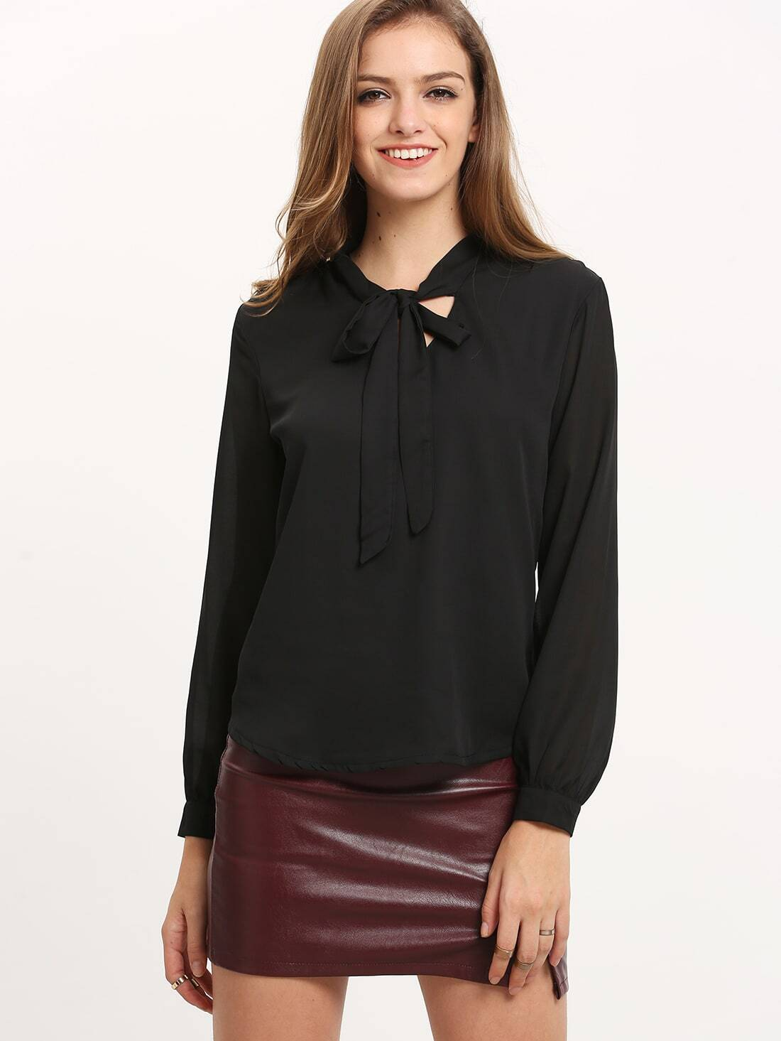 Find great deals on eBay for chiffon blouse long sleeve. Shop with confidence.