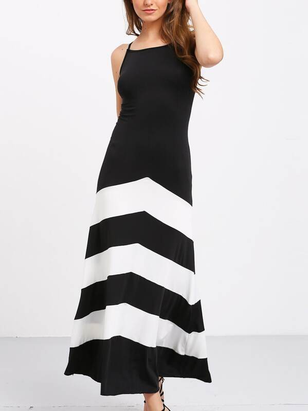 Black Ankle Length Dresses