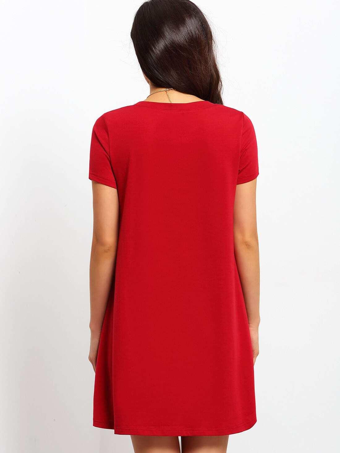 Red Dresses, Women's Dresses Online | SheIn.com