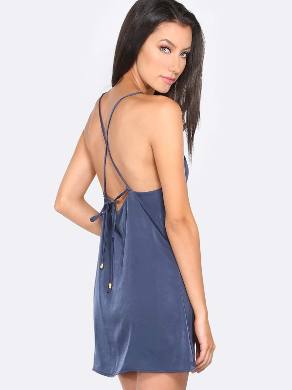 Satin Slip Dresses
