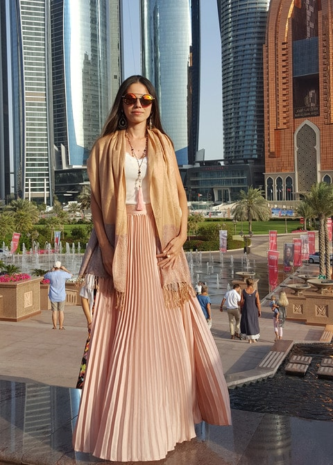 Abu Dhabi Fashion Style Gallery Lookbook Of Shein Us