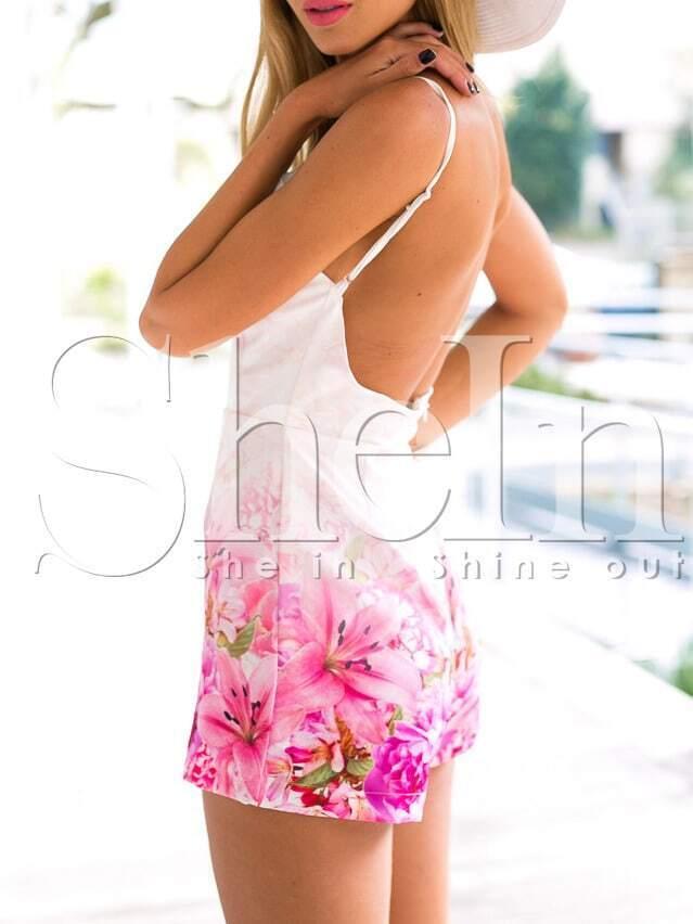 Fashion consignment kissing High Waist V Neck Printed Maxi Dress stores sale