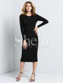 С чем носить чёрное платье